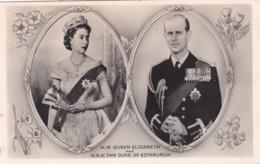 H.M.QUEEN ELIZABETH@ HRH DUKE OF EDINBURGH - Royal Families