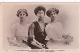 H.R.H PRINCESS ROYAL AND DAUGHTERS - Royal Families