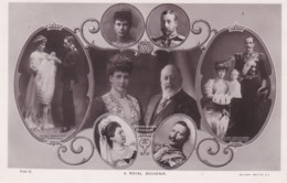 A ROYAL SOUVENIR - Royal Families