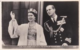 H.M THE QUEEN @ HRH THE DUKE OF EDINBURGH - Royal Families