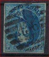 Medaillon 20 Cent Met 8 - Barren Stempel P136 Van MARIEMBOURG Met 4 Randen ; Zie Ook Scan ! - Belgium