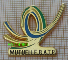 MUTUELLE RATP  TRAIN METRO RER  En Version ZAMAC - Transport