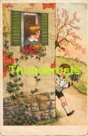 CPA ILLUSTRATEUR DESSIN ENFANT CHROMOLITHO CARD CHILDREN BEGRO - Dessins D'enfants