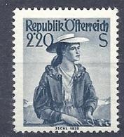 190032168  AUSTRIA  YVERT   Nº  803A  **/MNH - 1945-60 Unused Stamps