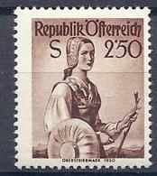 190032171  AUSTRIA  YVERT   Nº  804A  **/MNH - 1945-60 Unused Stamps