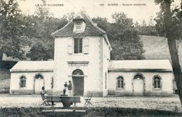 46   MIERS LA SOURCE MINERALE - Francia