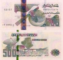 ALGERIA, 500 Dinares, 2019, P145, UNC - Algeria