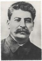 Maréchal Staline Editions O.P. Diffusé Par Photo-Presse-Libération Carte Dentelée - Personen