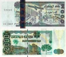 ALGERIA, 2000 Dinares, 2011, P144, UNC - Algeria
