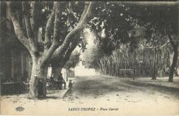 Saint Tropez Place Carnot - Saint-Tropez