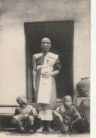***  LAOS *** - Le Satou De Wat Mai -grand Aumonier De La Cour De Luang Prabang TTB Unused - Laos