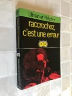 J'AI LU N° P75  RACCROCHEZ C'EST UNE ERREUR  ULMAN & FLECHTER  1968 - J'ai Lu