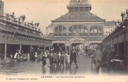ANTWERPEN - Le Marché Aux Poissons - Ed. G. Hermans. - Antwerpen