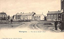 MOMIGNIES - Vue De La Grand' Place - Ed. Gerday-Lemye. - Momignies