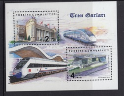 16.- TURKEY 2019 TRAIN STATIONS - 1921-... Repubblica