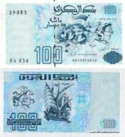 ALGERIA, 100 Dinares, 1992, P137, UNC - Algeria