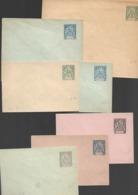 GUYANE  FRANÇAISE  : Lot De 11  Entiers Postaux   : Neuf - Guyane Française (1886-1949)