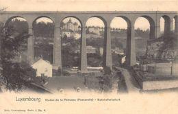 Luxembourg-Ville - Viaduc De La Pétrusse (Passerelle) - Ed. Nels - Série 1 N. 6. - Luxembourg - Ville