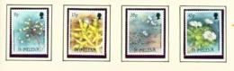 ST HELENA - 1987 Rare Plants Set Unmounted/Never Hinged Mint - Saint Helena Island