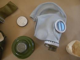 Masque à Gaz Russe Pour Adulte - Uitrusting