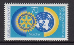 Germany MNH Michel Nr 1327 From 1987 / Catw 1.60 EUR - [7] Repubblica Federale