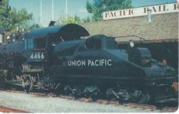 TARJETA DE LIBERIA DE UN TREN DE 25 UNITS  (TRAIN-ZUG) - Eisenbahnen