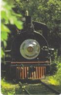 TARJETA DE LIBERIA DE UN TREN DE 25 UNITS  (TRAIN-ZUG) - Treni