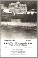 CPSM 22 - Perros Guirec - La Roseraie - Hôtel De Grand Tourisme - Perros-Guirec
