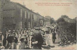 D  31   MARTRES TOLOSANE  Fete De La Trinite - Autres Communes