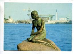 DENMARK - AK 363904 Copenhagen - Langelinie - The Little Mermaid - Denmark