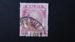 Malaysia - Pahang - 1950 - Mi:MY-PA 51, Sn:MY-PA 56, Sg:MY-PA 61 O - Look Scan - Pahang