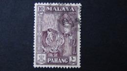 Malaysia - Pahang - 1961 - Mi:MY-PA 70b, Yt:MY-PA 67, Sg:MY-PA 81 O - Look Scan - Pahang