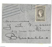 Nr 85 Op Envelop - 1891-1948 (Wilhelmine)