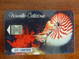 Télécarte Nouvelle Calédonie NC 38 - SC7 N° Rouges - TBE - Neukaledonien