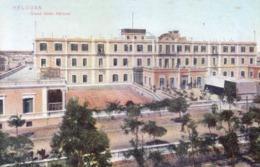 EGYPT : VINTAGE COLOUR PICTURE POST CARD : THE CAIRO POSTCARD TRUST : HELOUAN : GRAND HOTEL - Caïro