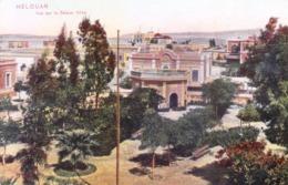 EGYPT : VINTAGE COLOUR PICTURE POST CARD : THE CAIRO POSTCARD TRUST : HELOUAN : PALACE HOTEL - Caïro