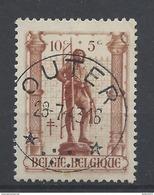 Nr 615 - Poststempels/ Marcofilie