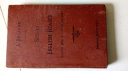 ALEXANDRE BELJAME - SECOND ENGLISH READER - Deuxième Livre De Lectures Anglaises CLASSE 8e - 1887 Librairie HACHETTE - - Langue Anglaise/ Grammaire