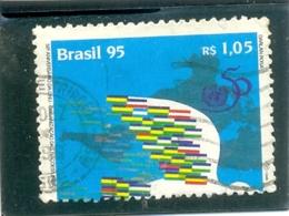 1995 BRESIL Y & T N° 2801 ( O ) - Brazilië