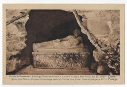 Cintra - Palacio De Monserrate - Sarcofago Etrusco Encontrado A 25 Milhas De Roma, 2000 Anos Da Era De Christo - Lisboa