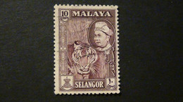 Malaysia - Selangor - 1961 - Mi:MY-SE 84b O - Look Scan - Selangor