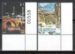 Kosovo 2018 Satz/set EUROPA ** - 2018