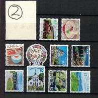 Japan 2018.09.05 My Tourney Stamp Series 4th (used)② - 1989-... Empereur Akihito (Ere Heisei)