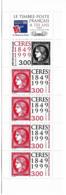 1999 Frankreich Mi.MH 50 **MNH  150 Jahre Französische Briefmarken; Internationale Briefmarkenausstellung PHILEXFRANCE ' - France