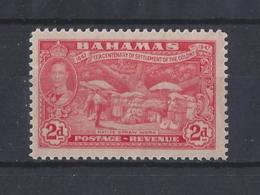 BAHAMAS.......KING GEORGE VI.(1936-52)....2d.....SG181.........MH... - Bahamas (...-1973)