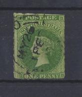 """AUSTRALIA..."""" SOUTH AUSTRALIA..""""....QUEEN VICTORIA.(1837-01).....1d.........SG19.......USED..... - Oblitérés"""