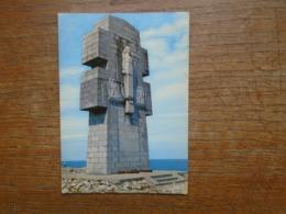 Camaret , Le Monument Des Bretons De La France Libre , Inauguré Le 15 Juillet 1951 Par Le Générale De Gaulle - Camaret-sur-Mer