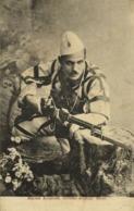 Serbia, Serbian Soldier Milan Aleksy (1912) First Balkan War Postcard - Serbie