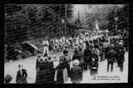 Ergué-Gabéric – Papeterie De L'Odet - Fête Du Centenaire 1922 (Ed. Villard). Carte Nᵒ 34. - Ergué-Gabéric