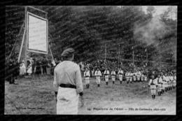 Ergué-Gabéric – Papeterie De L'Odet - Fête Du Centenaire 1922 (Ed. Villard). Carte Nᵒ 53. - Ergué-Gabéric